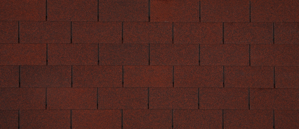 Битумная черепица Owens Corning CLASSIC METRIC Asian-Red