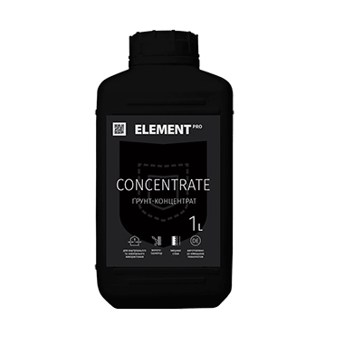 Грунт концентрат ELEMENT PRO CONCENTRATE 1л
