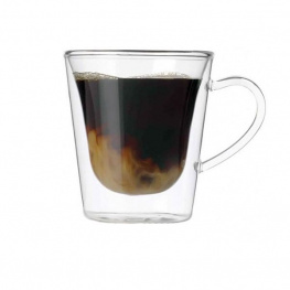 Фото чашки luigi bormioli thermic glass, espresso, 120 мл, (2 шт.)