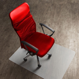Фото подложка под стулья mapal chair mat non-slip 1.7 мм 120x90 см